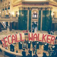 Recall Walker Banner
